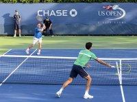 Mecz tenisowy