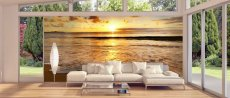 Wall Murals and Photo Wallpapers Sunsets